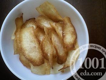 Картофельные чипсы в мультиварке рецепт