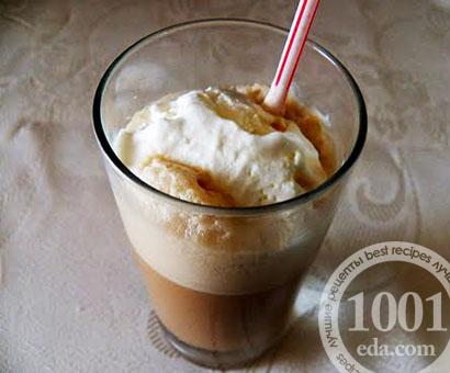 Айс-кофе: рецепт с пошаговым фото