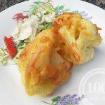 Цветная капуста в кляре, жареная в мультиварке: рецепт с пошаговым фото