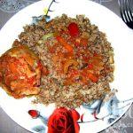Любимая гречневая кашка с овощами и грибами в мультиварке: рецепт с пошаговым фото