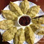 Манты зелёные с джусаем и курдюком: рецепт с пошаговым фото