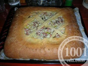 пирог с сазана рецепт с фото