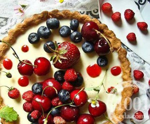 Продлен конкурс Выпечка с фруктами и ягодами