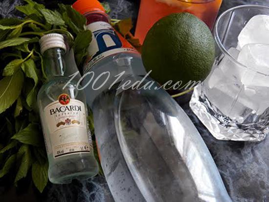 Мохито с водкой рецепт