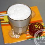 Молочный коктейль Амаретто