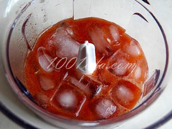 Фото рецепт коктейля из чернослива
