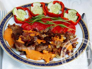 торты сметанные рецепты с фото пошагово