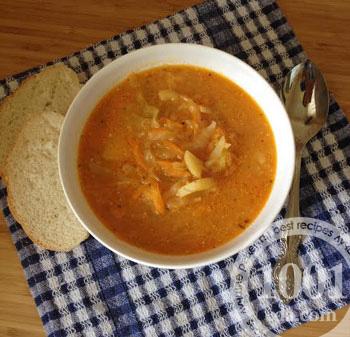 Рецепты борща от бабушки с пошаговым