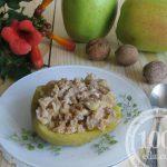 Овсянка в яблоках в мультиварке: рецепт с пошаговым фото