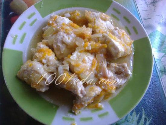 Гнезда из макарон с фаршем на сковороде  рецепт с фото