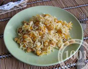 Блюда из риса басмати рецепты