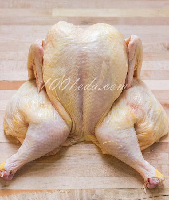 Курица в духовке рецепты пошаговые фото