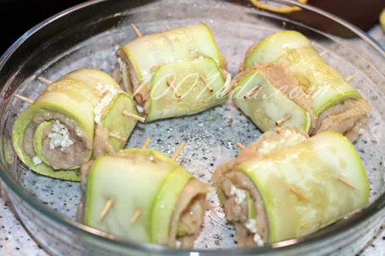 Кабачки с куриной грудкой рецепты пошагово