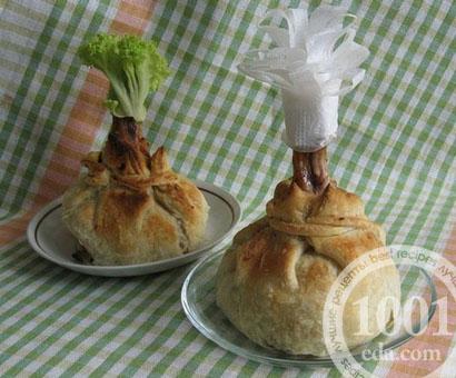 Куриные ножки в мешочке: рецепт с пошаговым фото