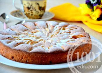Пирог с клубникой пошагово в духовке 29