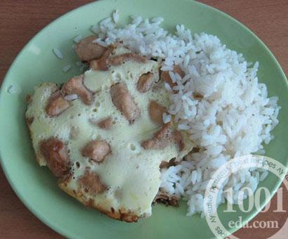 Оякодон с курицей в мультиварке: рецепт с пошаговым фото
