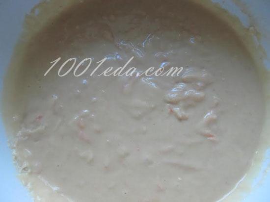 тыквенные оладьи - рецепты, статьи на
