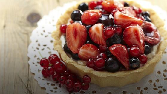 Кулинарный конкурс Выпечка с фруктами