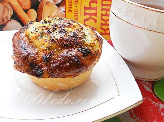 Королевская ватрушка рецепт с творогом фото пошагово