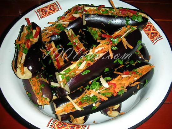 "Баклажан ""Вкусный"" – кулинарный рецепт"
