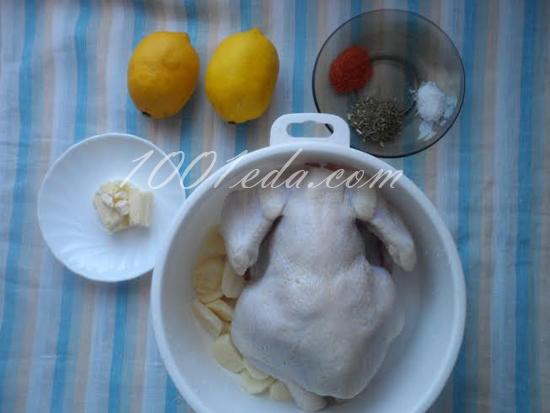 Улётная курочка, пошаговый рецепт с фото