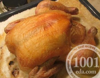 Как приготовить курицу с лимоном