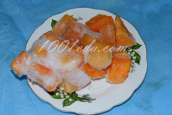 Блюда из замороженной тыквы рецепты быстро