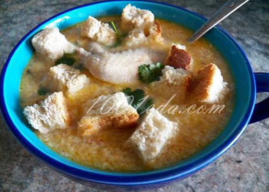 диетические овощные супы пюре рецепты с