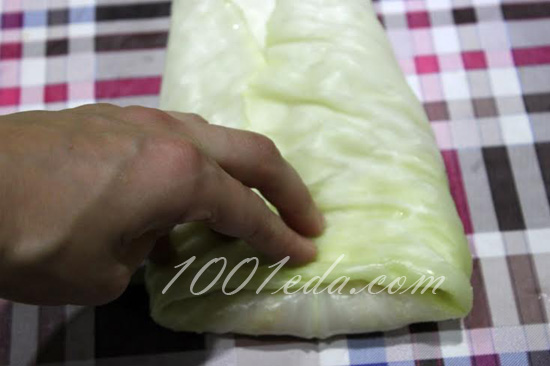 Турецкая долма с обжаренной начинкой, пошаговый рецепт с фото