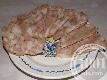 Ветчинница рецепты с фото пошагово из курицы в мультиварке