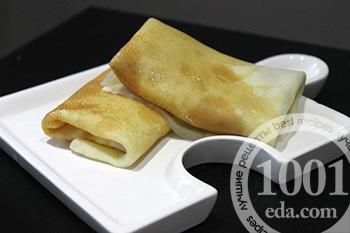 Закуска из блинов с начинкой рецепт пошагово 77