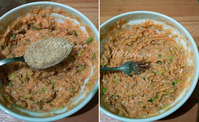 вкусные котлеты из фарша красной рыбы рецепт