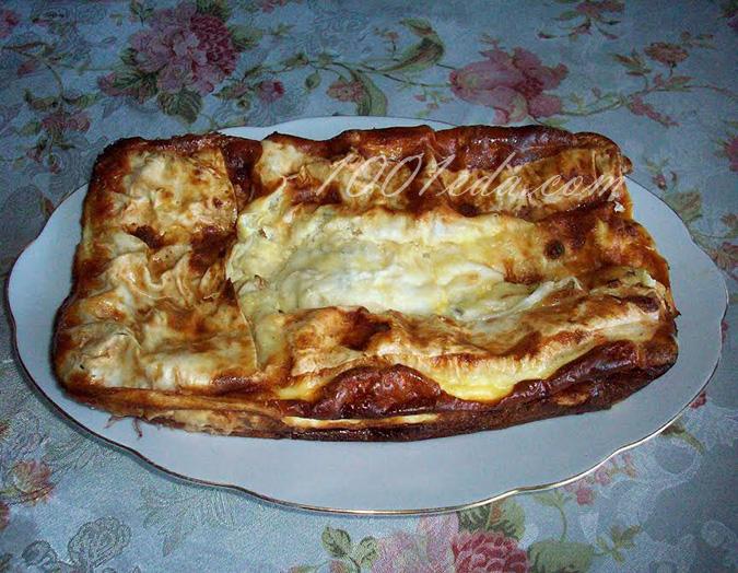 блюдо из лаваша рецепты с фото
