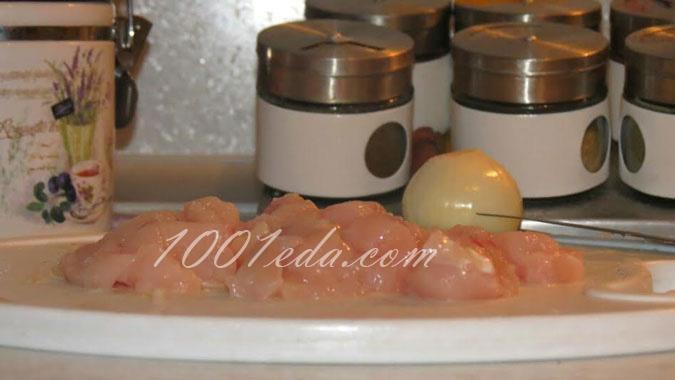 Как тушить капусту с мясом рецепт на сковороде с фото пошагово в