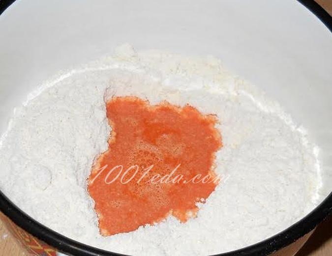 Мономолекулярное печенье – кулинарный рецепт