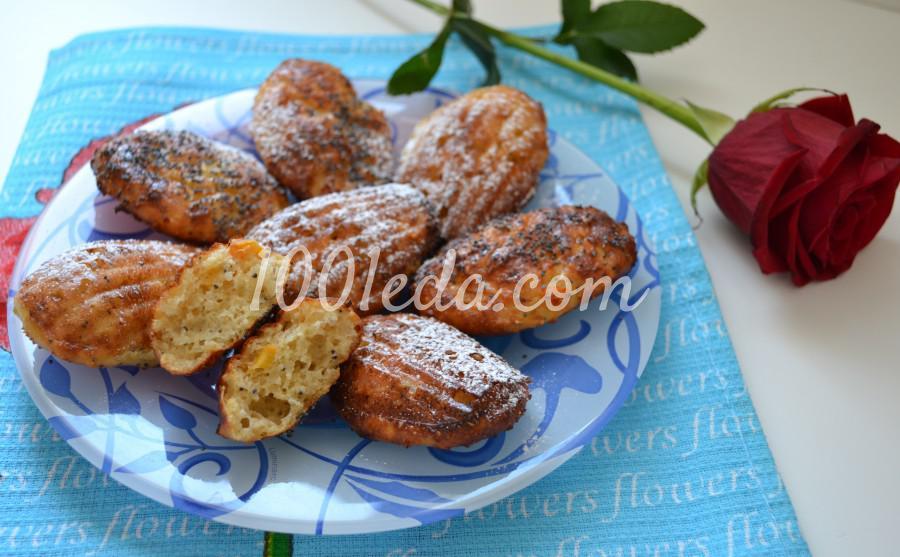 Печенье Ракушки творожные диетические