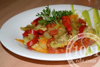Рецепты блюд из овощей для похудения
