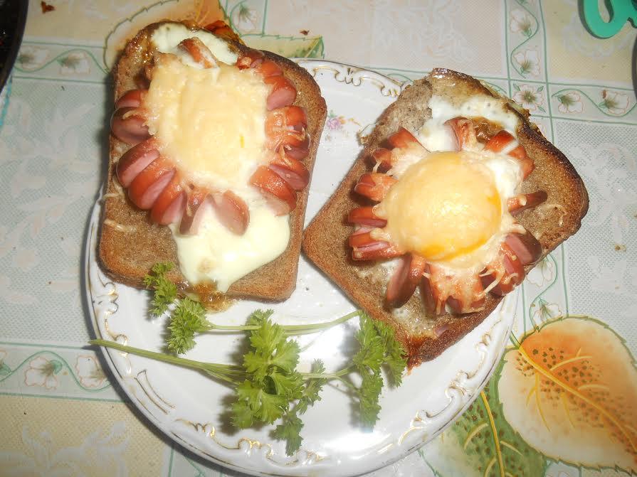 Как сделать бутерброды с картофелем