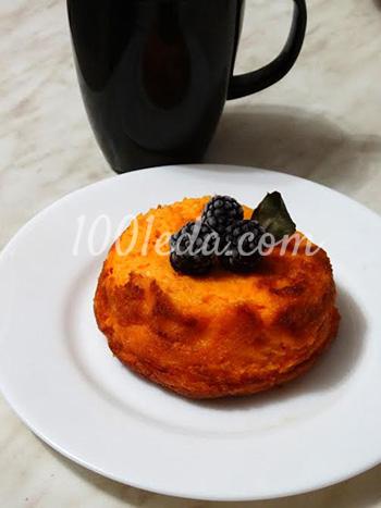 Творожное суфле  Вкусные творожные блюда
