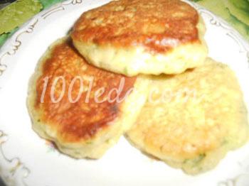 рецепт котлет из капусты пошаговый рецепт с фото
