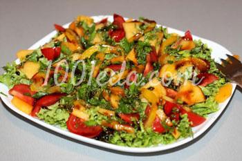 салатик вкусные рецепты пошаговые с фото