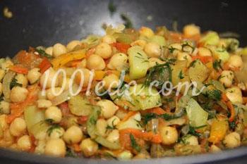 Овощное ассорти в тесте – кулинарный рецепт