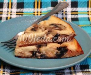 Рецепт жареных баклажанов с чесноком и майонезом с фото