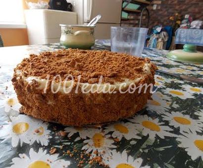Торт Хрустик: рецепт с пошаговым фото