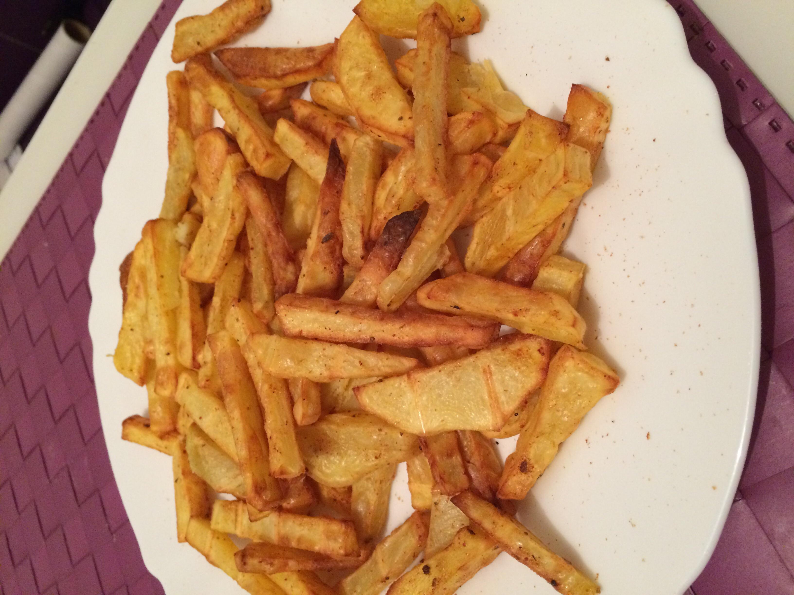 Картофель фри с рецепт пошагово 125
