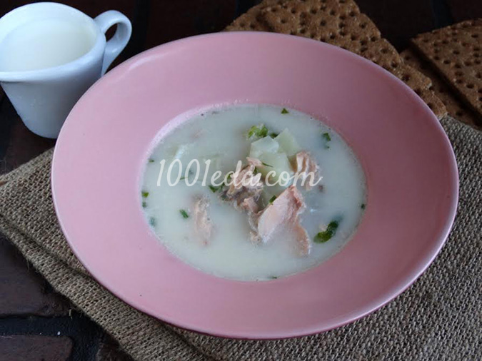 рецепт супа с морепродуктами и сливками рецепт