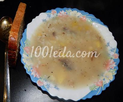 рецепт супа из рыбных консервов рецепт с фото
