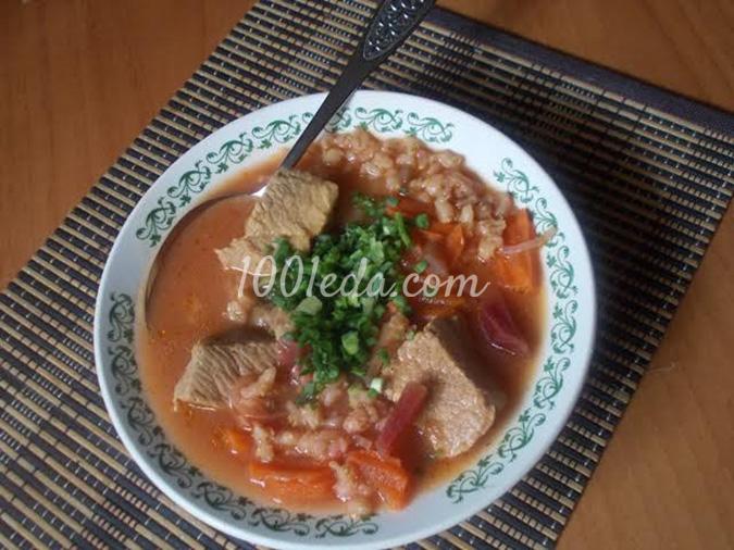 Рецепт супа с куриными потрошками с пошаговым фото