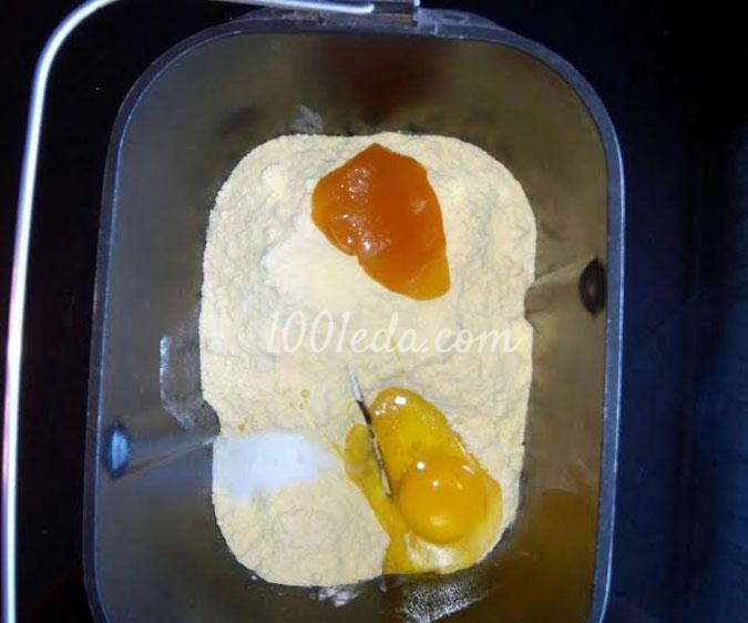 Хлеб кукурузный: рецепт с пошаговым фото
