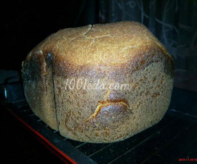 Как приготовить хлеб с ржаной муки